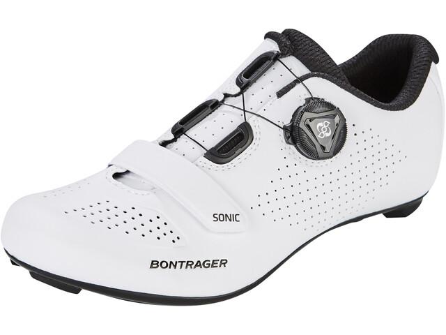 Bontrager Sonic Cykelsko Damer, white